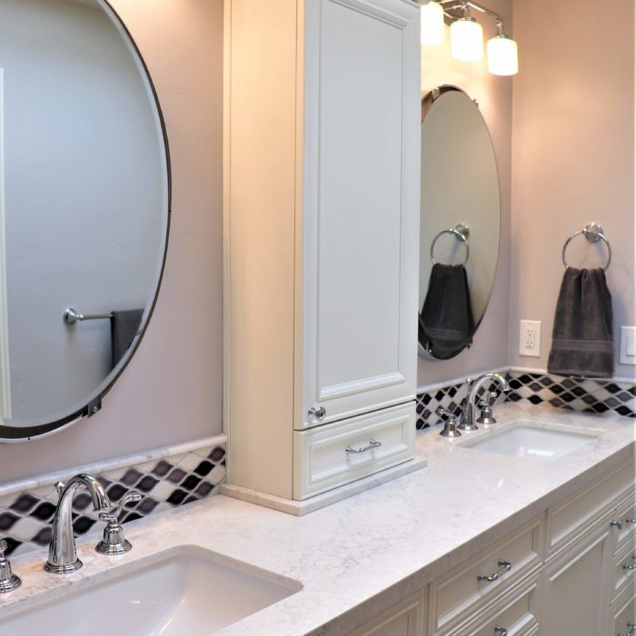 Four Bathroom Remodel
